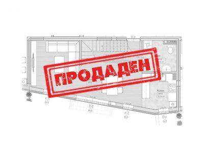 Апартамент 2 | етаж 1 – Продаден